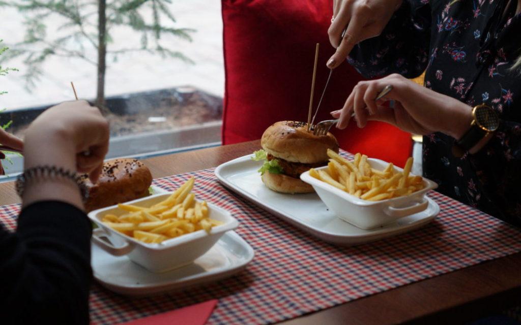 Lunch? Tylko w Szarlotta Restaurant!