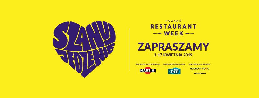 Bierzemy udział w Restaurant Week!