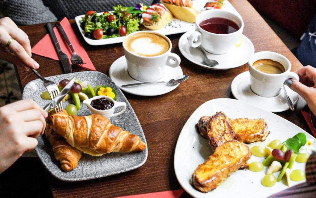 Promocja śniadaniowa - Płacisz, ile chcesz